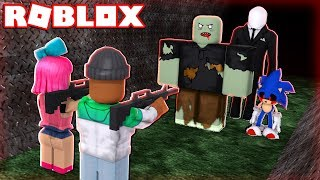 FIGHTING THE AREA 51 BOSS!! | Roblox Roleplay