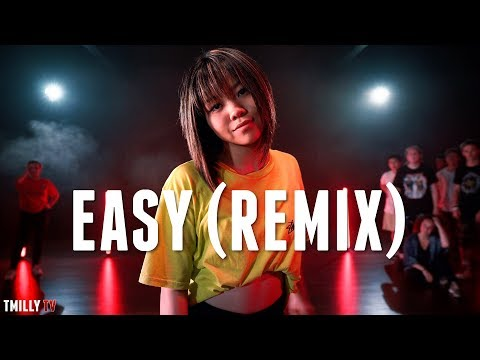 DaniLeigh - Easy (Remix) ft Chris Brown - Dance Choreography by Jake Kodish #TMillyTV