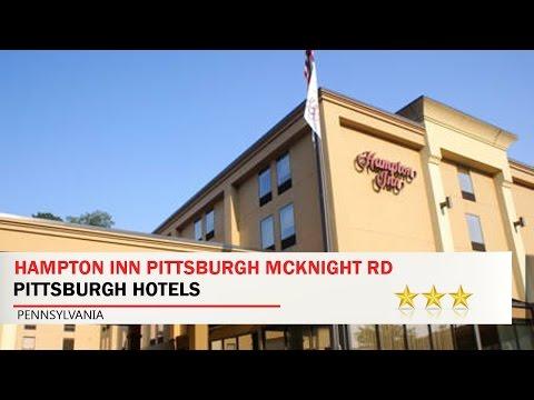 Hampton Inn Pittsburgh McKnight Rd - Pittsburgh Hotels, Pennsylvania