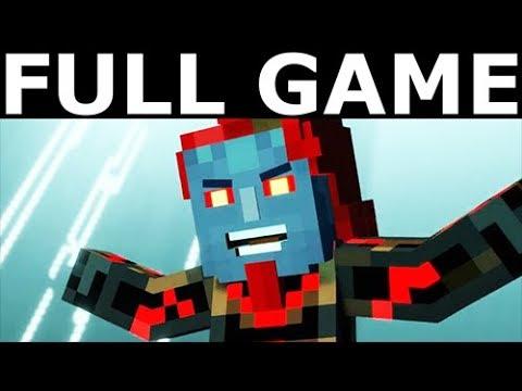 Minecraft Story Mode Season 2 Episode 5 Full Game Walkthrough