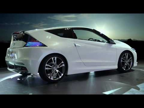 2011 honda cr z development video youtube. Black Bedroom Furniture Sets. Home Design Ideas