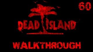 Dead Island Collectible Walkthrough Part 60 - Butchering the Banoi Butcher
