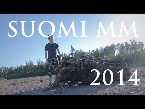 Suomi MM 2014