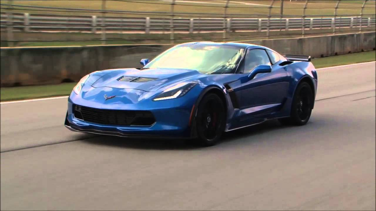 Sights And Sounds 2017 Corvette Z06 Review