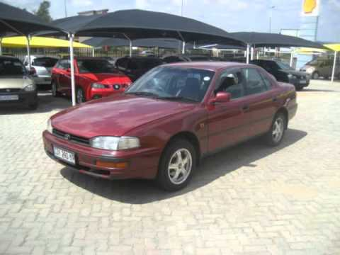 1996 toyota camry 2 0 auto for sale on auto trader south africa youtube. Black Bedroom Furniture Sets. Home Design Ideas