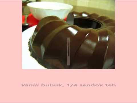 Resep Membuat Puding Coklat