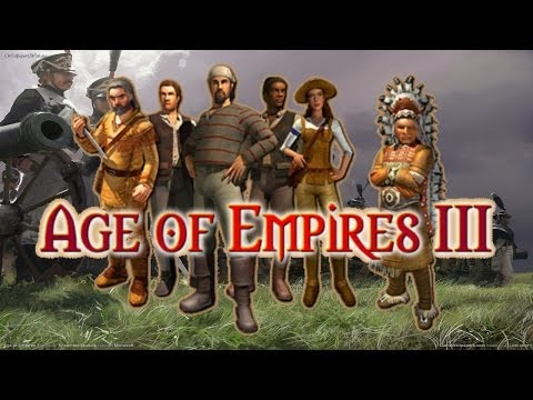 [Age Of Empire 3] S1 - Episode 2 - Maritime ?