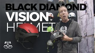 Black Diamond Vision MIPS Kletterhelm Klettersteighelm Bergsporthelm