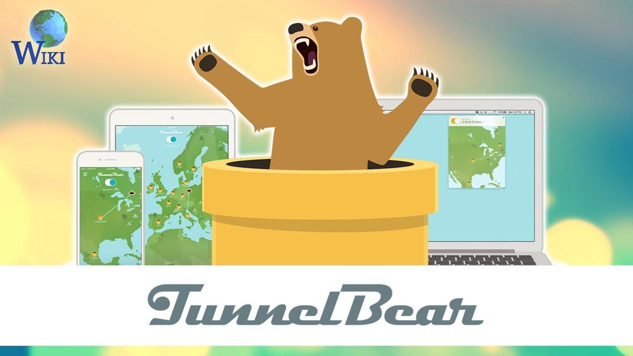 TunnelBear: 5 Fast Facts
