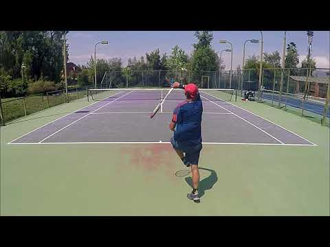 Tomas Rodriguez  Fall 2018 Tennis   Argentina