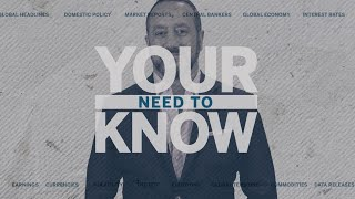 Your Need to Know with Bob Iaccino, 10/26/18