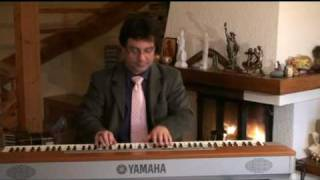 Katie Melua - Nine million Bicycles   Piano  Pianista  Trojmiasto