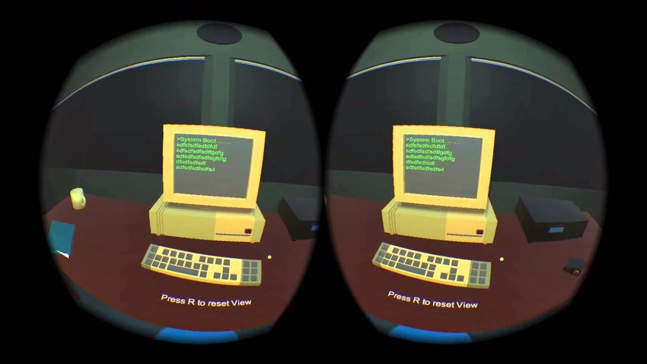 VR Test Unity