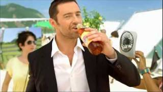 Lipton Ice Tea Ad: Hugh Jackman & Ana de la Reguera - Hard Day's Work