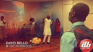 PRAISE AND WORSHIP DAYO BELLO @ TBC NORWOOD