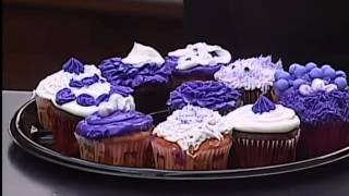 GDW8THU Purple Cupcake Day