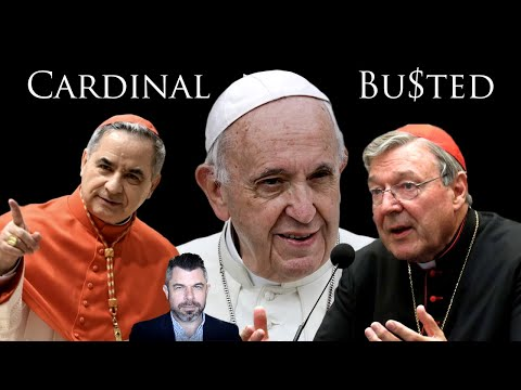Pope Francis Fires Cardinal Becciu & Cardinal Pell Strikes Back: 5 FACTS