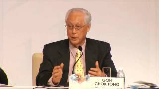 SG50+ Conference – Session 4: Governance
