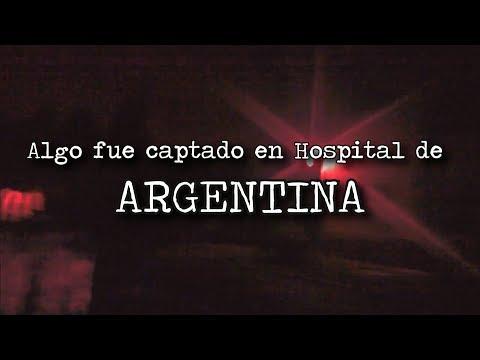 Algo fue captado dentro de un hospital de ARGENTINA