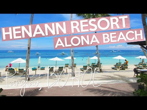 HENANN Resort, Alona Beach Bohol Philippines