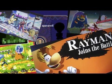 """Los rumores y filtraciones más """"impactantes"""" de Super Smash Bros. thumbnail"""