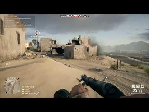 Battlefield 1 Suez map, operations