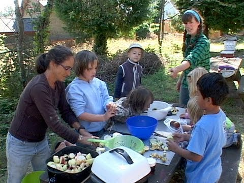 Farm Camp - Connecting Kids to Their Food