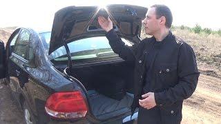 Наш Фольксваген Поло седан 2014. Обзор, тест-драйв.(Volkswagen Polo sedan 2014 г.в., двигатель 1.6. Коробка механическая. Пробег 5 тыс. км. Краткая статья по этому видео на..., 2015-05-22T18:15:32.000Z)