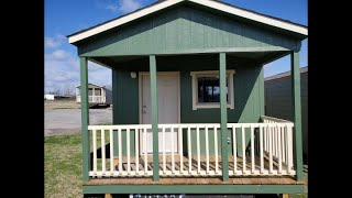 Hacienda Tiny Home From Tiny House Outlet In Greenville Texas