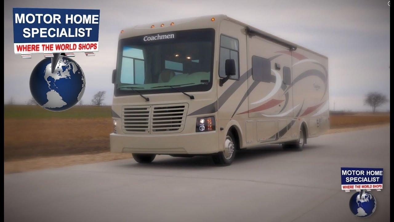2015 Coachmen Pursuit Bunk Model RV Review at Motor Home Specialist