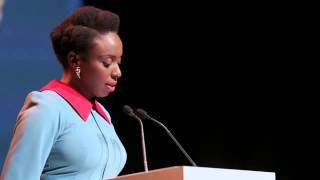 Chimamanda Ngozi Adichie at the Baileys Prize Shortlist Readings