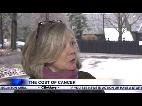 Video: The cost of cancer for one Mississauga woman