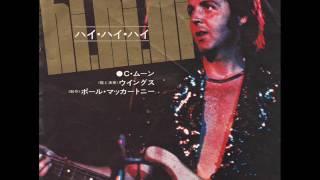 ポール・マッカートニー&ウイングスPaul McCartney & Wings/ハイ・ハイ...