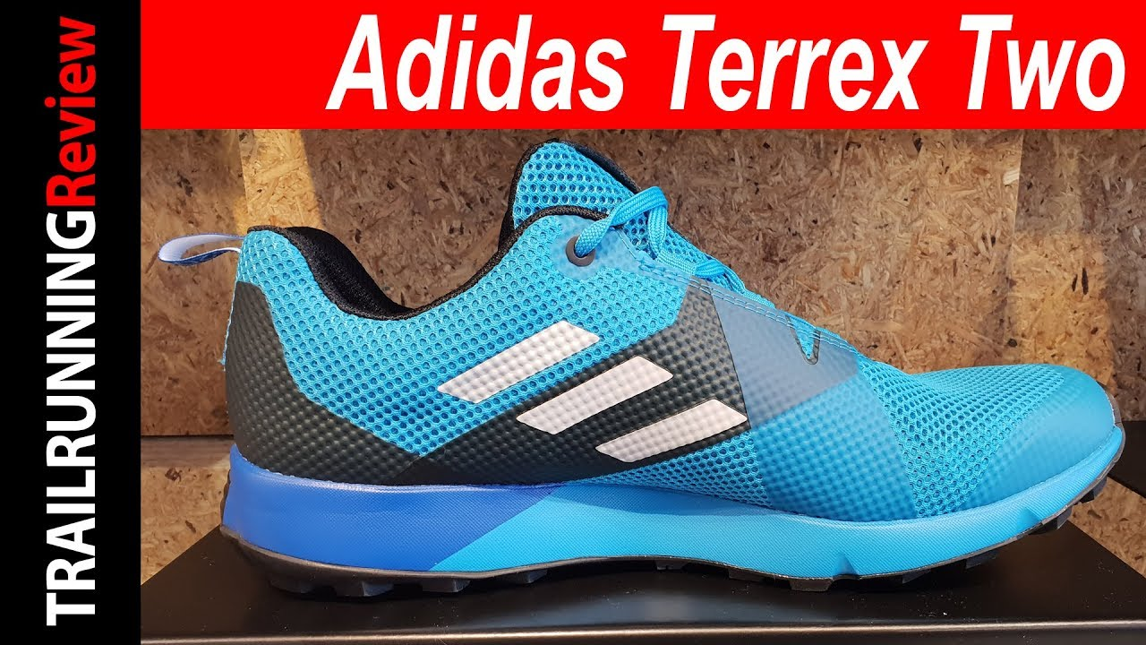 Progreso Aumentar Poderoso  Adidas Terrex Two Preview - YouTube