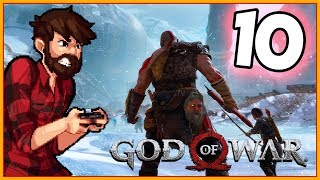 I'VE BEEN WATCHED | God of War Gameplay Playthrough Walkthrough PS4 #10