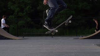 WTF skateboarding tricks part 4 (48fps)