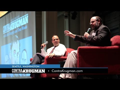 ContraKrugman LIVE! in Seattle