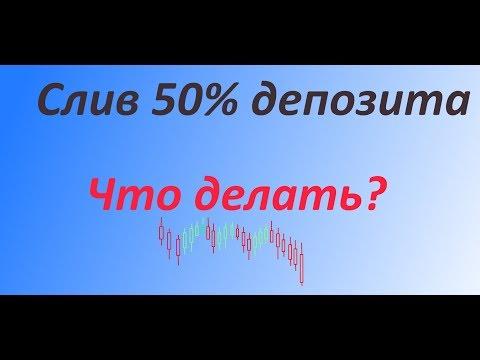 Как избежать потерь депозита? Торговля на рынке форекс.