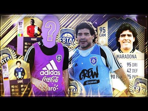 FIFA 18: F8TAL ICON Maradona #02 - POTM Special 🔥🔥