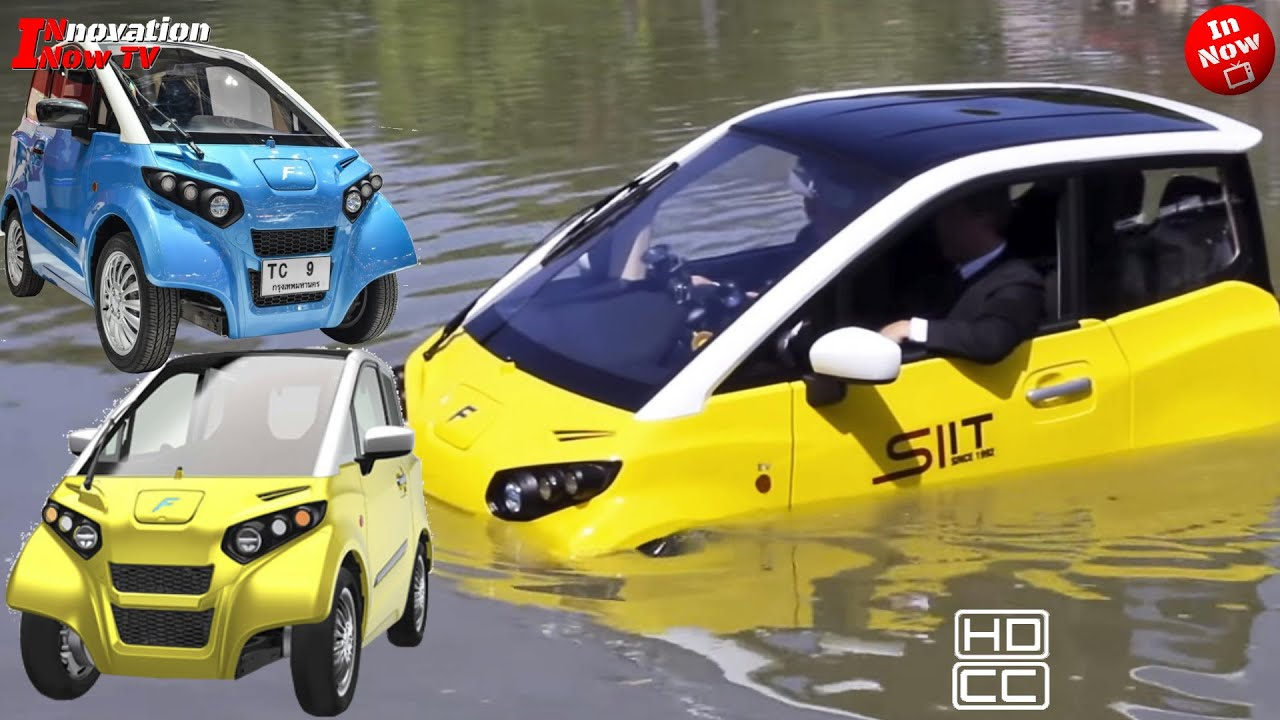 Amazing Vehicles  | Micro Cars | That Will Take You To Another Level ▶17