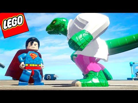 LEGO Marvel Super Heroes EXTRAS #34 - ATÉ SUPERMAN ENFRENTOU O LAGARTO
