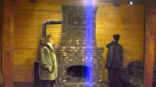 Как построить камин с повышенным КПД и как установить чугунную топку(Камин тоже может обогревать помещение, http://немовпечи.рф , если применить простые доработки. http://www.kladtepla.ru/, 2013-12-13T18:34:41.000Z)
