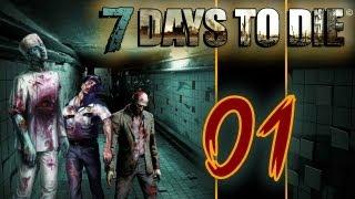 ◄ 7 Days To Die avec NuKe (FRANCAIS / QUÉBEC) ¤¤ #01 : Préparation Nocturne ►