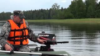 видео Лодочные моторы MERCURY