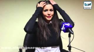 العربية نيوز| بالفيديو.. ساندي التونسية: 'خيانة مشروعة' ضيّع فرصتي مع يوسف شاهين