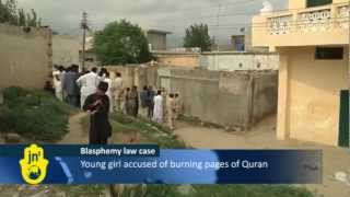 600 Christian Families Flee after Pakistan Blasphemy Laws used to Arrest Young Christian Girl