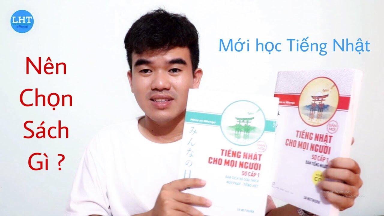 #005 TỰ HỌC TIẾNG NHẬT | Nên Chọn Sách Gì Cho Người Mới Bắt Đầu Học Tiếng Nhật ???