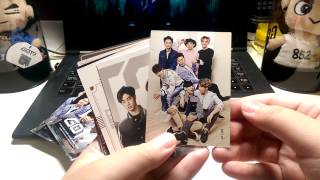 [UNBOXING] GOT7 - STAR COLLECTION CARD