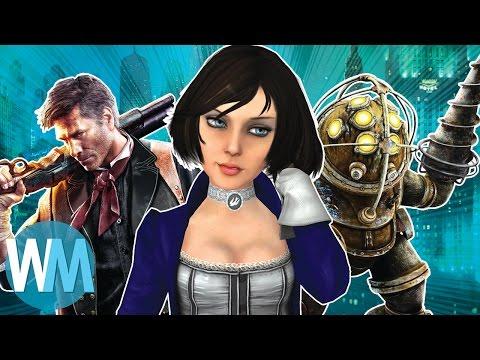 Top 10 BioShock Moments |