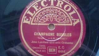 Tango Argentino - Champagne Bubbles